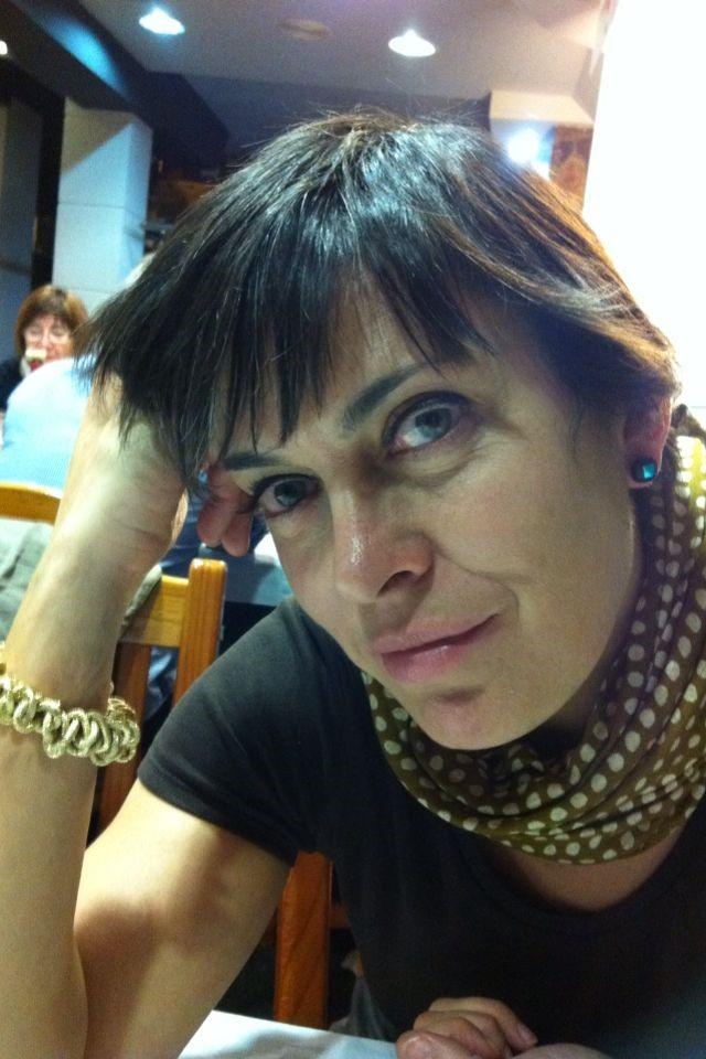 Nuria, Profesora de yoga y terapeuta